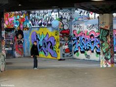 Skate Park à Londres