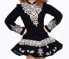 *Magic Threads**Irish Dance Solo Dress Costume*