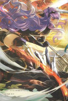 Fire Emblem Fates - Camilla:
