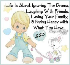 Precious Moments and Sayings - Yahoo Image Search Results Precious Moments Quotes, Precious Moments Coloring Pages, Precious Moments Figurines, Moment Quotes, Sweet Quotes, Cute Quotes, Awesome Quotes, Love Your Family, Beautiful Family