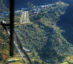 aeroporto de lukla - nepal - Pesquisa Google