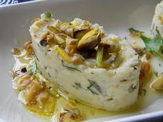 Fıstıklı Cevizli Peynir Ezmesi   Vişnap