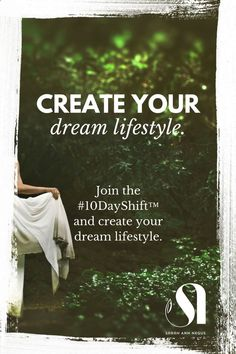 Attract abundance, get clarity & start living your dream life. Join the #10DayShift™️ now. Love yourself, love myself, energy healer, shaman healing, money mindset, Law of Attraction, Abraham Hicks, growth mindset, abundance images, abundance affirmations