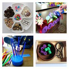 Math Preschool Activities