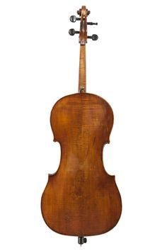 A Very Fine Italian Cello by Nicolo Gagliano, Naples 1767