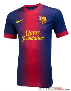 Nike Youth Barcelona Home Jersey 2012-2013...$62.99