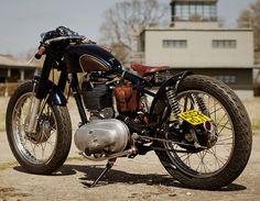 Custom Motorcycles UK - Old Empire Motorcycles
