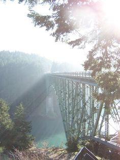 Whidbey Island Bridge WA