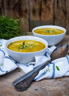 Soup Recipes, Dinner Recipes, Dessert Recipes, Cooking Recipes, Desserts, A Food, Food And Drink, Fresh Eats, Bowl Of Soup