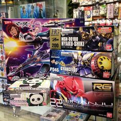 Nuevos Gundam en stock!! Calentitos de Japón a tus manos d() Pronto estarán publicados en el sitio web para ser pedidos desde la comodidad de su casa.  www.Zaitama.com