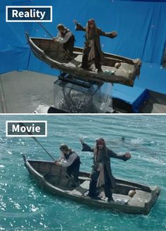 20 Movie Scenes Before-And-After Special Effects King Kong, Davy Jones, Johnny Depp, Movie Special Effects, Por Tras Das Cameras, Computer Generated Imagery, Arte Nerd, Avatar Movie, This Is Us Movie