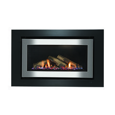 950 Range, Gas Log Fireplace - Rinnai Australia