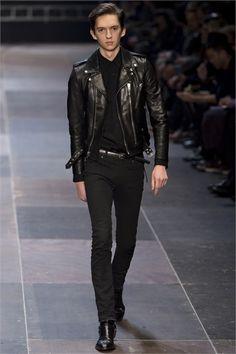 Saint Laurent menswear Fall Winter 2013-14 collection