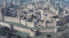 Carcasonne, France, another place I would like to see