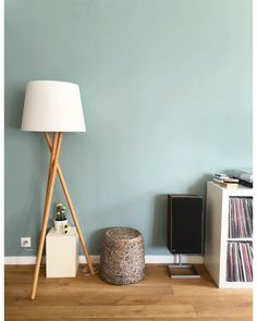 Couleurs (Dix blue Farrow & Ball) + deco