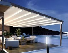 All Seasons retractable roof awning from Ozsun Shade Systems – Sydney