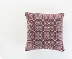Knot Garden Pillow in Heather