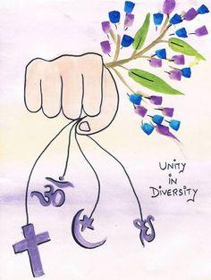 Unity in Diversity!