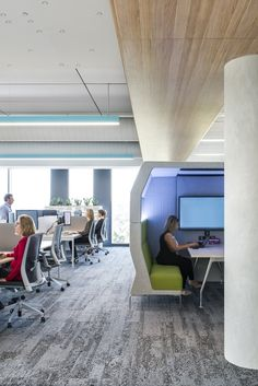 AstraZeneca Offices - Sydney - Office Snapshots