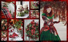 Christmas Quiz, Tartan Christmas, Christmas Collage, Elegant Christmas, Country Christmas, All Things Christmas, Christmas Time, Vintage Christmas, Origami