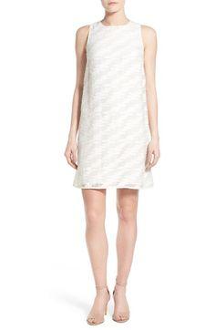 Halogen® Lace Detail Sheath Dress (Regular & Petite)