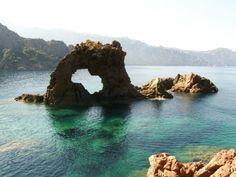 Arche de Porto Corsica, France Europe, Photo Library, Road Trip, Island, Places, Bridges, Travel, Outdoor