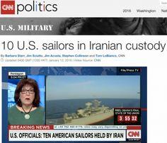 Coverage of U.S. boat in Iranian waters flawed per Greenwald