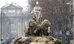 Diosa Cibeles . Madrid.