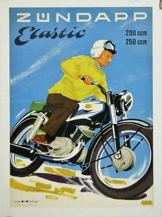b1cd4564e02 35 best Vintage Motorbike Race Posters images | Motorcycle posters ...