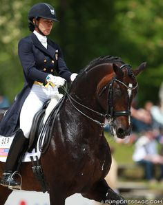 U.S. Olympic Team Horse Rosevelt Retired from Grand Prix Sport
