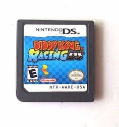 Diddy Kong Racing DS (Nintendo DS, for sale online Diddy Kong Racing, Nintendo Dsi Games, Karts, Ds Games, Puzzles, Videogames, Fun Stuff, My Favorite Things, Toys