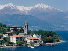 Lake Como (Lago di Como in Italian, also known as Lario; Latin: Larius Lacus) is a lake of glacial origin in Lombardy, Italy. The Places Youll Go, Great Places, Places To See, Beautiful Places, Italy Tourism, Italy Travel, Lugano, Dream Vacations, Vacation Spots