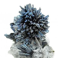 Stibnite Chashan Mine, Dachang, Nandan, Hechi, Guangxi Zhuang, China 110 mm x 76 mm  Close-up (Author: Carles Millan)