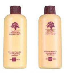 Arganmidas hydratačný  šampón, kondicionér 2 x 50 ml