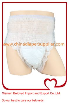 adult diaper incontinence print