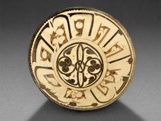Slip-Painted Bowl (Calligraphic), Samanid, Iran, 10th century Museum of Islamic Art