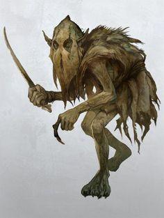 Misty Mountain Goblin: