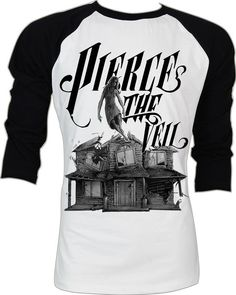 Pierce the Veil Vic Mike Fuentes Post Hardcore A Flair for the Dramatic Retro Vintage Adult Raglan Baseball 2 Tones men women S,M,L on Etsy, $24.38 AUD <<< THIS. I NEED THIS.