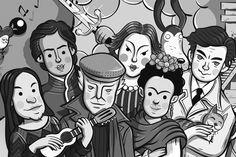 "Tinta da China edita livros ""anti-princesas"", com heroínas reais"