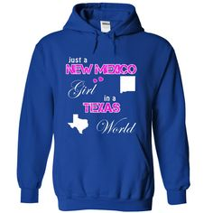 Cool Tshirt (Tshirt Most Produce) Just a New Mexico Girl in a Texas World -  Coupon Best