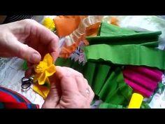 Jak zrobić kaczeńce z bibuły - folklor portal wiano.eu - YouTube Nylon Flowers, Paper Flowers, Diy And Crafts, Paper Crafts, Easter, Portal, Youtube, Ideas, Palmas
