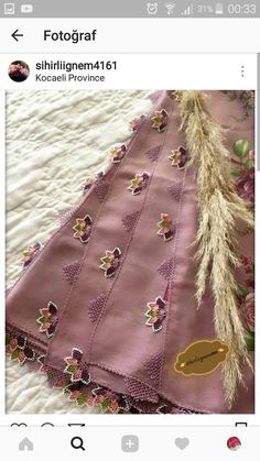 This post was discovered by Şa Needle Lace, Cutwork, Eminem, Diy And Crafts, Knitting, Sultan, Handmade, Embroidery, Tricot