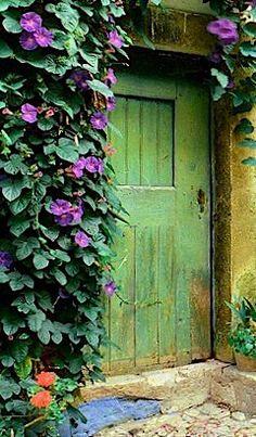 Cellar Door-Obidos, Portugal