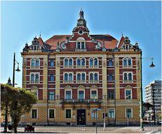Szeged, MÁV-igazgatóság székháza   Fotó: Ildikó Hosszú