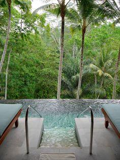The Spa at Four Seasons Sayan Ubud Bali | The Travelista | Luxury Travel Blog