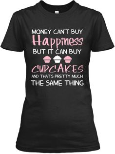 LIMITED EDITION Love Cupcakes   Teespring