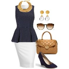 """""""Working with Class - Plus Size"""" by alexawebb on Polyvore"""