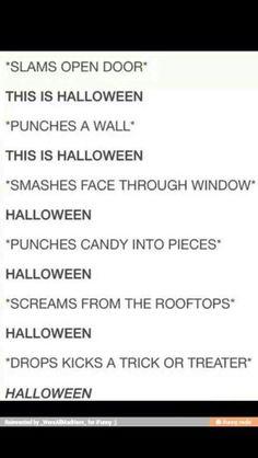 IT'S OCTOBER!!!!!