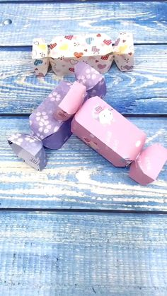 Diy Crafts For Gifts, Diy Home Crafts, Decor Crafts, Paper Crafts Origami, Diy Paper, Origami Easy, Diy For Kids, Crafts For Kids, Easy Disney Drawings