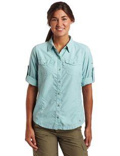 My style!  Columbia Womens Bug Shield Long Sleeve Shirt $27.98 - $69.95